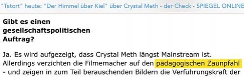 "Der ""pädagogische Zaunpfahl"" • <a style=""font-size:0.8em;"" href=""http://www.flickr.com/photos/77921292@N07/16400970332/"" target=""_blank"">View on Flickr</a>"